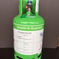 recycling flasche 27 l